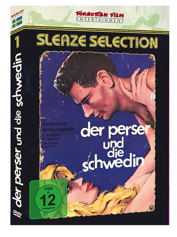 Der Perser und die Schwedin (BD & DVD)