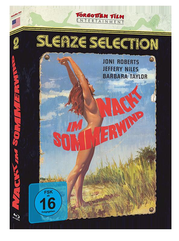 Nackt im Sommerwind (BD) - 2. Auflage